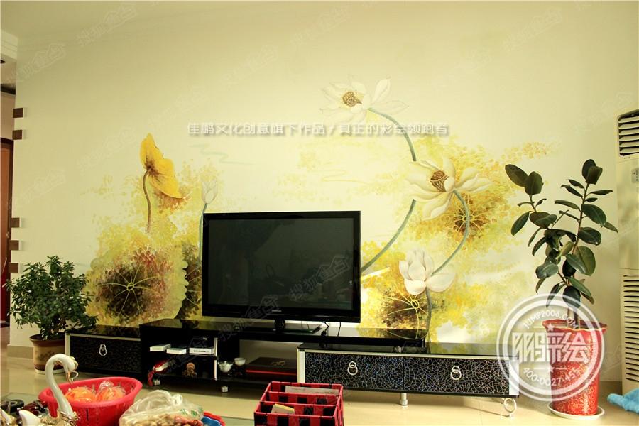 呼和浩特手绘墙 幼儿园手绘墙 主题酒店手绘墙 3d立体