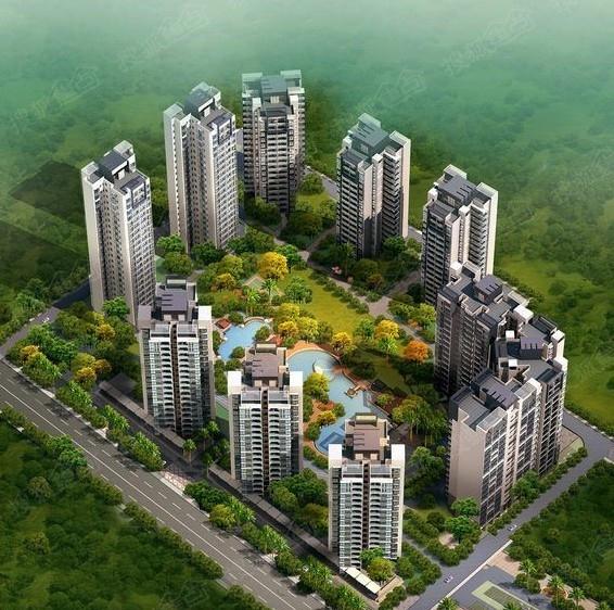 东南亚园林景观等健康休闲为特色的度假村式养生绿色生态住宅社区