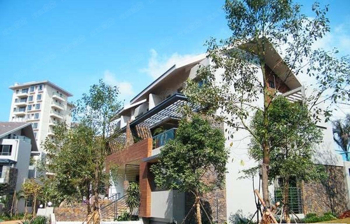 青岛观海花园别墅
