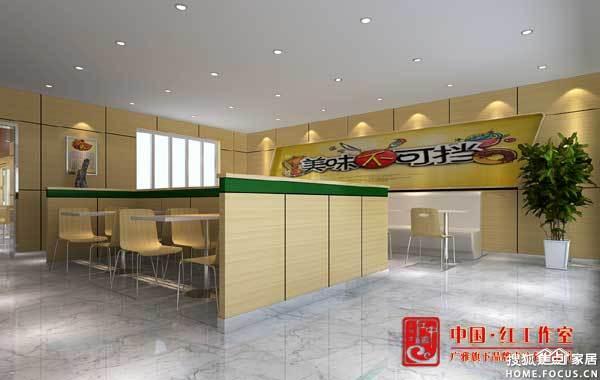 海鲜酒楼中式餐厅设计 合肥装修集采