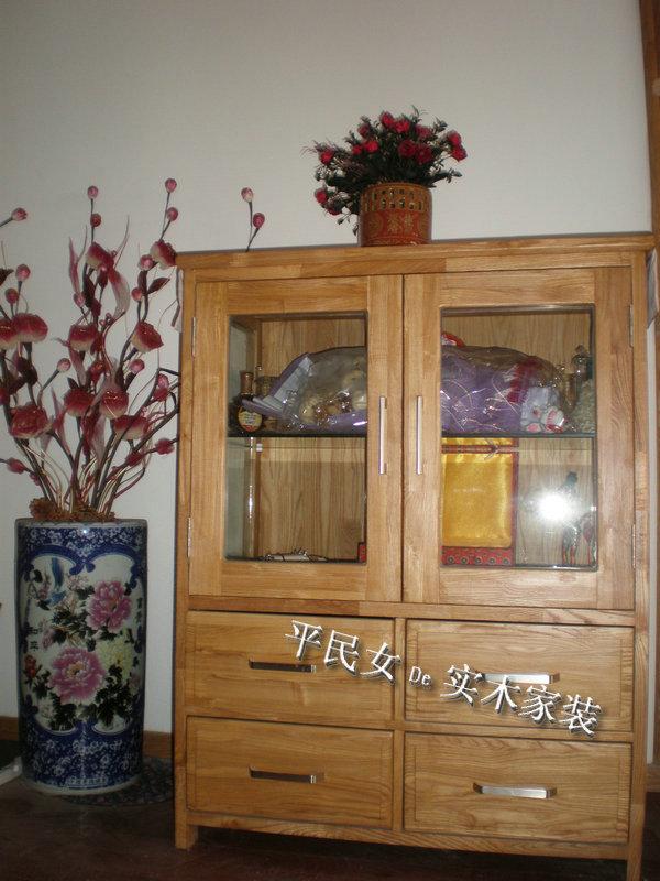 图:平民女实木家装大起底(13)玻璃:镜子