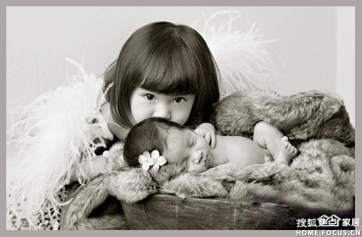 儿童摄影作品大孩子