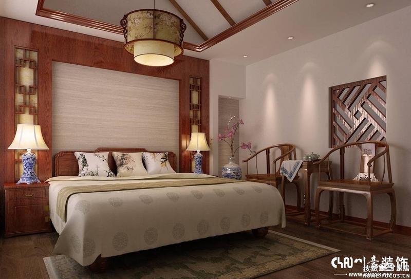 东南亚风格案例 川豪装饰