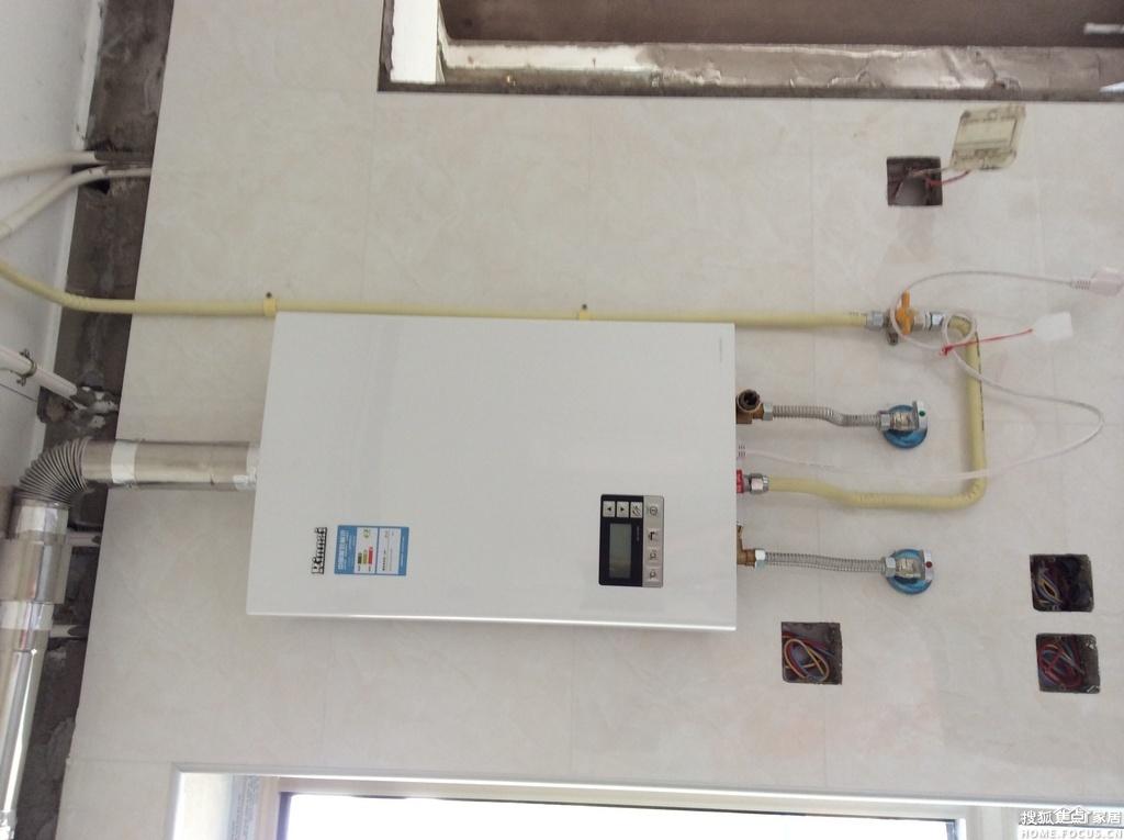 图:【五口之家】22改燃气管道和安装燃气热水器