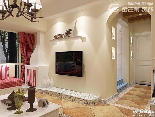 客厅拱形门造型