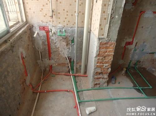 水电管都是装修公司推荐的,为了避免广告嫌疑就不提哪家公司了,高清图片