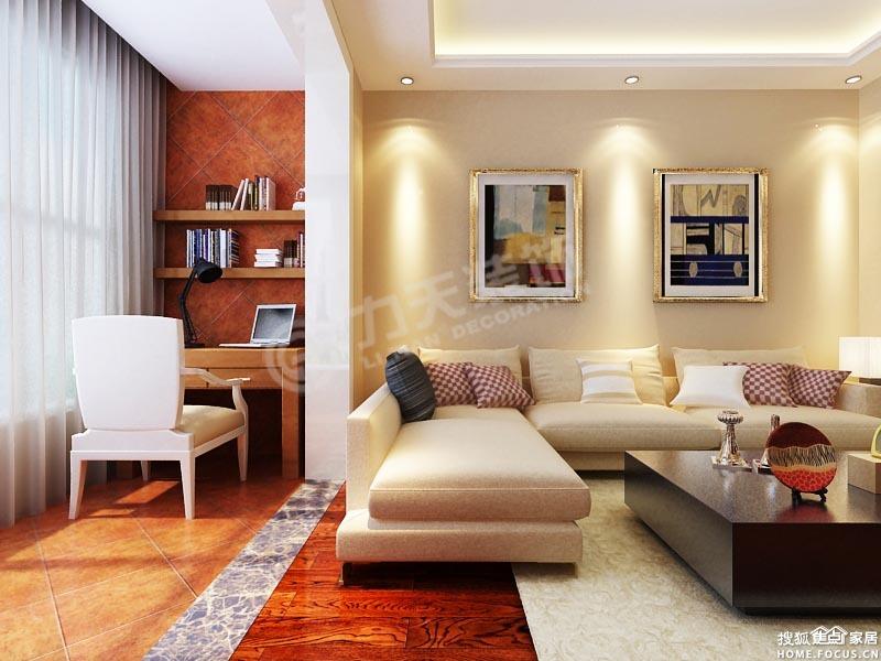 点靓家中阳台小空间妙招 家庭舒适生活巧装饰 高清图片