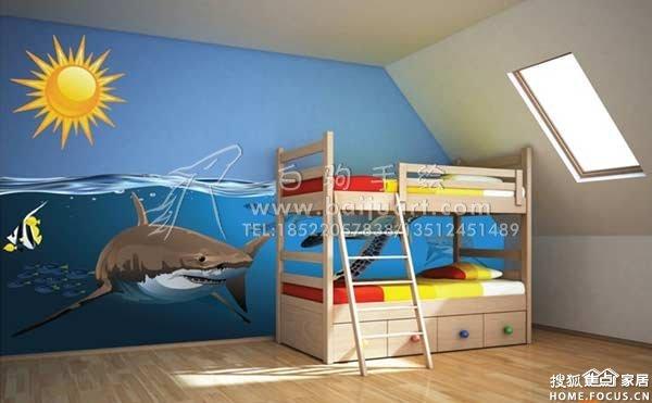 天津幼儿园墙绘,天津幼儿园手绘墙,天津儿童房墙绘,天津儿童房手绘墙