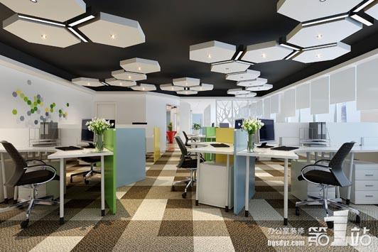 本页主题:图:学校和公司办公室装修设计的区别是什么?