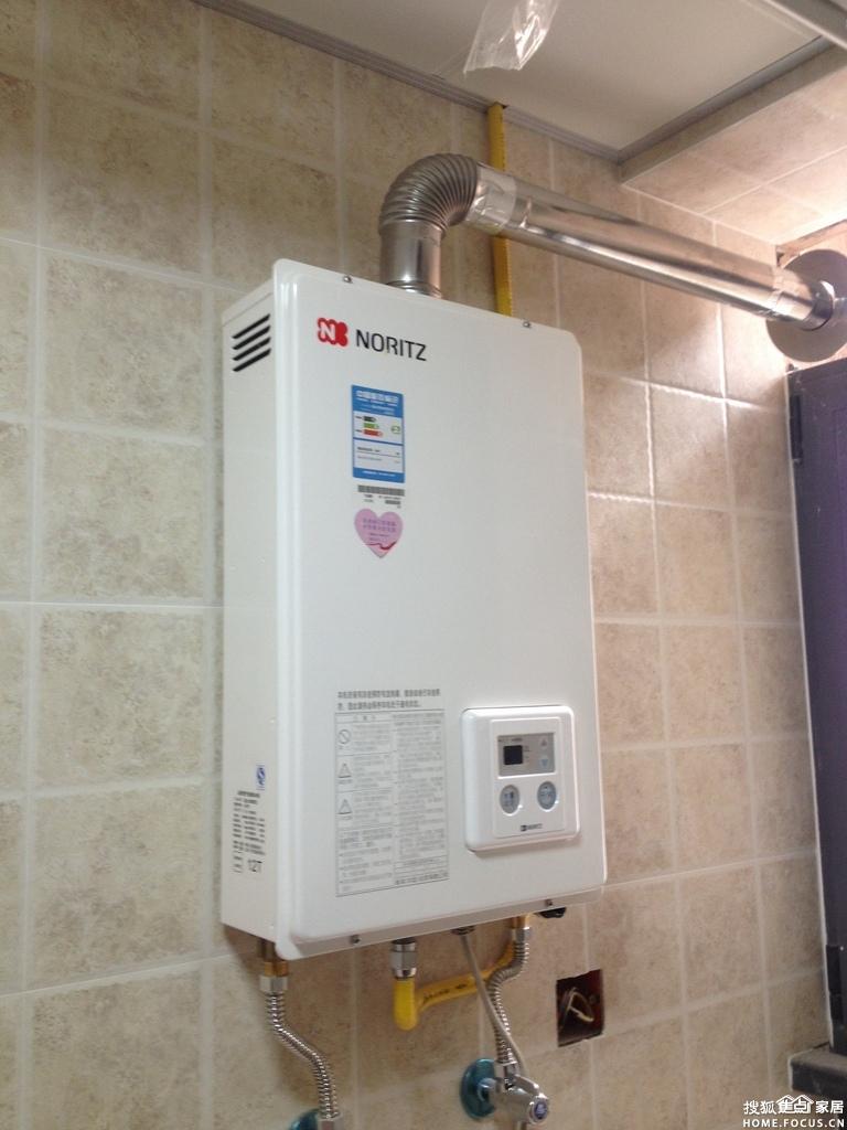 回复:图:燃气热水器安装图,请各位同学,-西安装修