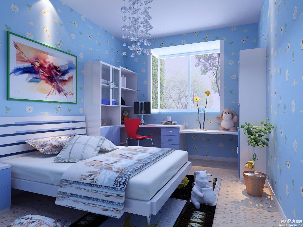 粉蓝baby_图:【focusbaby room秀】 给孩子一个创意的空间