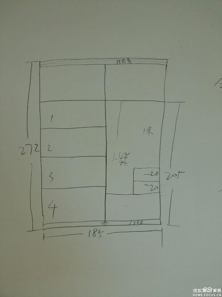 这两种衣柜内部结构,哪个更实用 或者有其他实用的格局吗