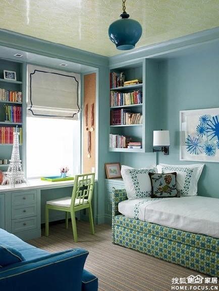 6平米小卧室如何设计更精彩高清图片