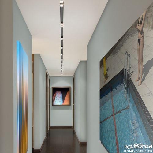 家装走廊设计效果图高清图片