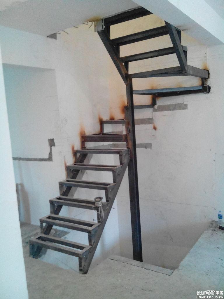 苏州楼梯,钢结构加层楼梯焊接楼梯室外楼梯