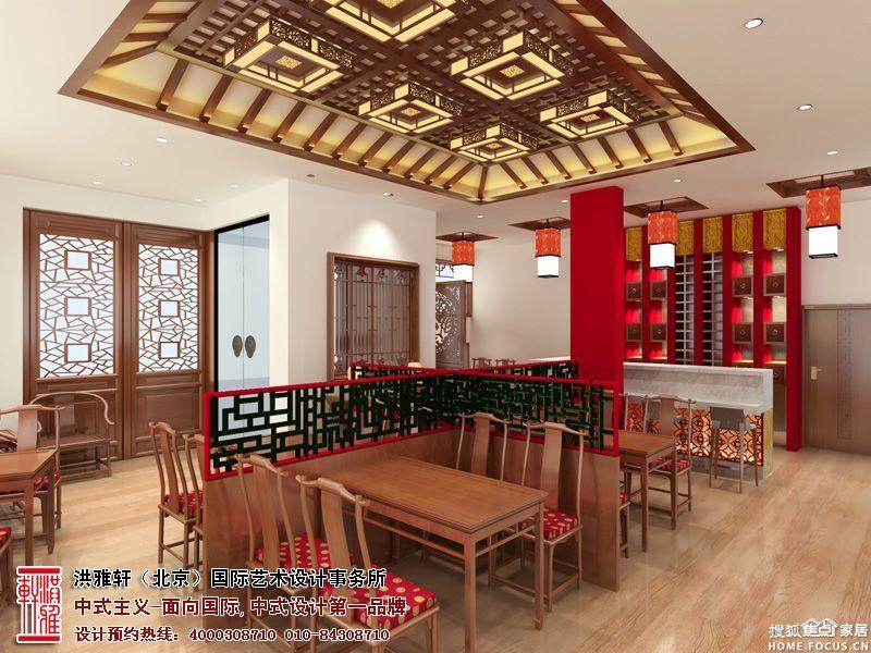 本页主题:图:新中式餐厅设计案例,唯美雅致的别样风韵