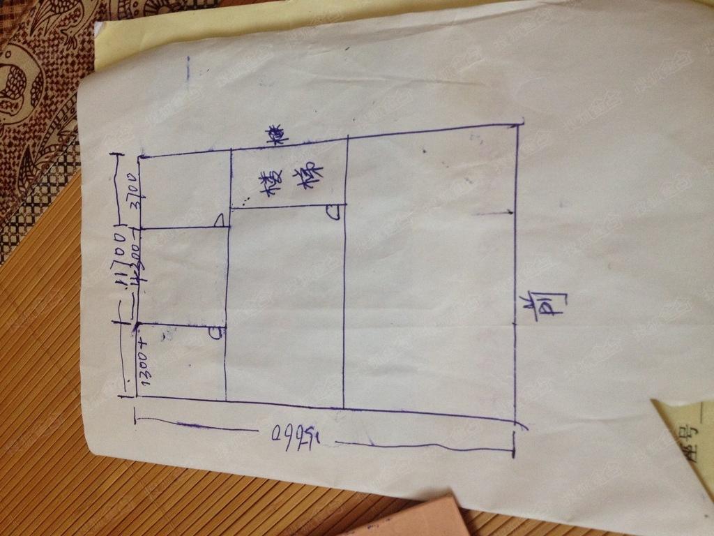 间房平面设计图内容|农村三间房平面设计图版面设计图片