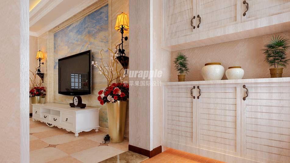 上海美式风格别墅装修效果图鉴赏 逸高清图片
