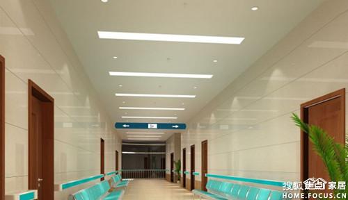 重庆医院病房装修设计 医院住院部设计