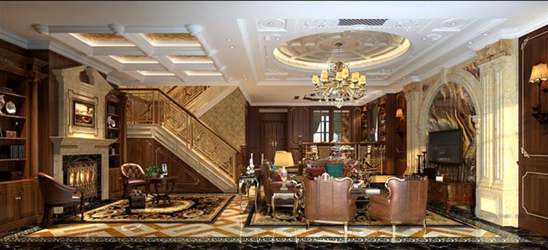 华丽奢华的欧式古典风格,温馨惬意的浪漫享受