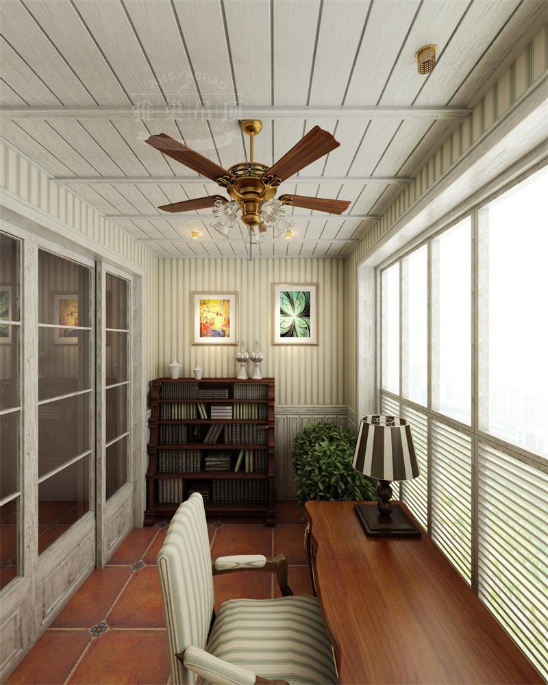阳台集成吊顶装修风格图片