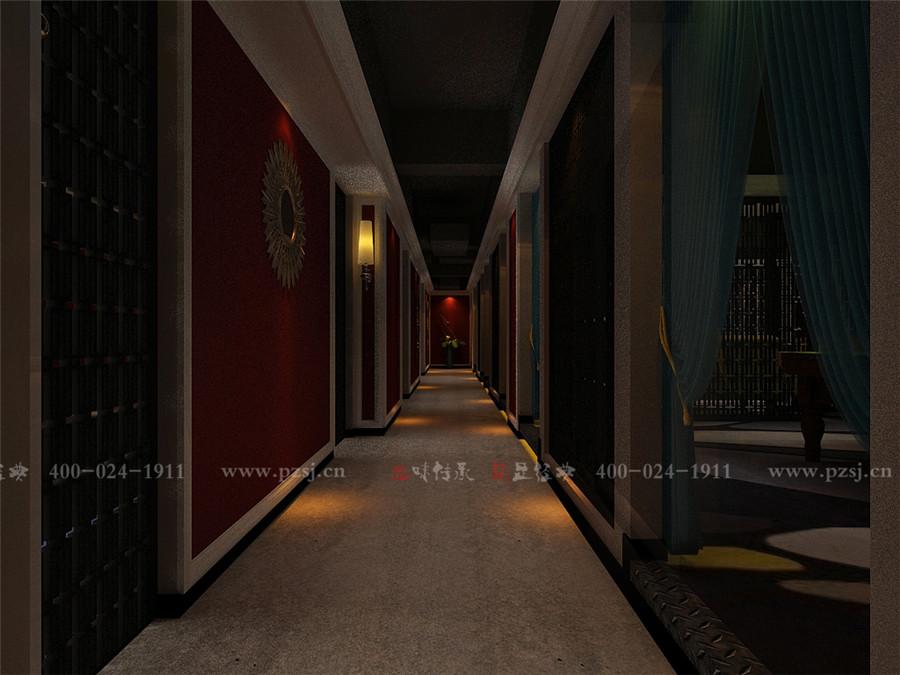 内蒙古 球遇新文化休闲主题会所项目设计 沈阳设计