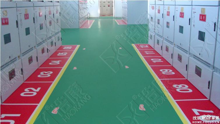 浩康地板 pvc 地板 还需创造 粉丝经济