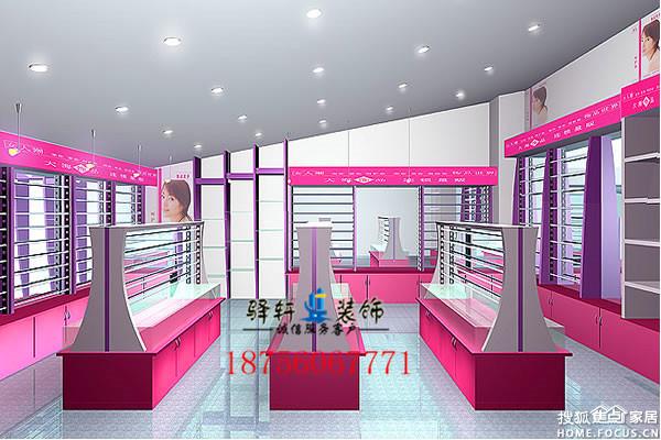 室内装饰品店-开饰品店怎么装修饰品店的装修和展柜应该注意哪些图片