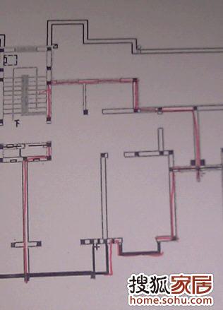 电路 电路图 电子 户型 户型图 平面图 原理图 316_439 竖版 竖屏