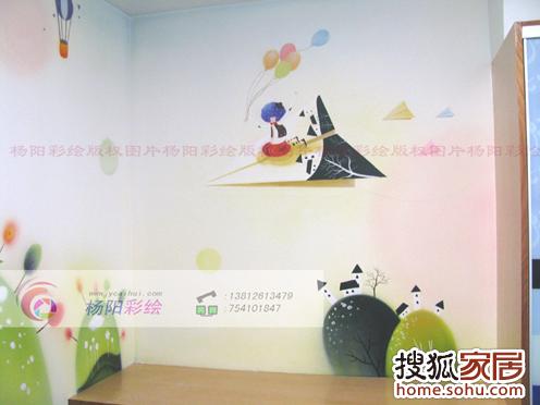 """中秋节,十一国庆节黄金周""""苏州手绘墙""""优惠促销啦!"""