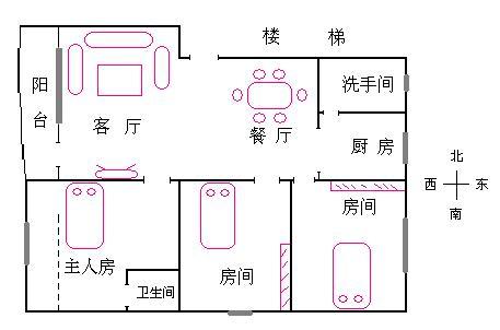 家居平面图