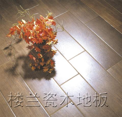 楼兰木纹砖瓷木地板效果图   效果图   高清图片
