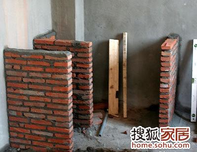 本页主题:回复: 图:砖砌橱柜制作过程详解