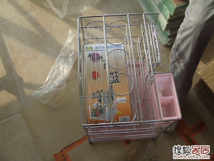 图四、米汤自行购买的樱花拉篮