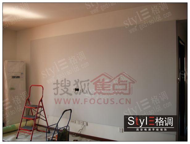 格调手绘墙饰