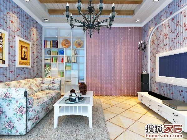缔尚大师集成墙面装修效果图 -论集成墙面的发展前景 杭州装修集采