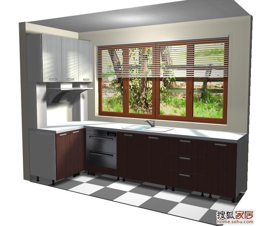 厨柜效果图大全图片内容 厨柜效果图大全图片版面 ...
