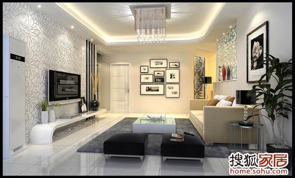 图:113平米房子装修