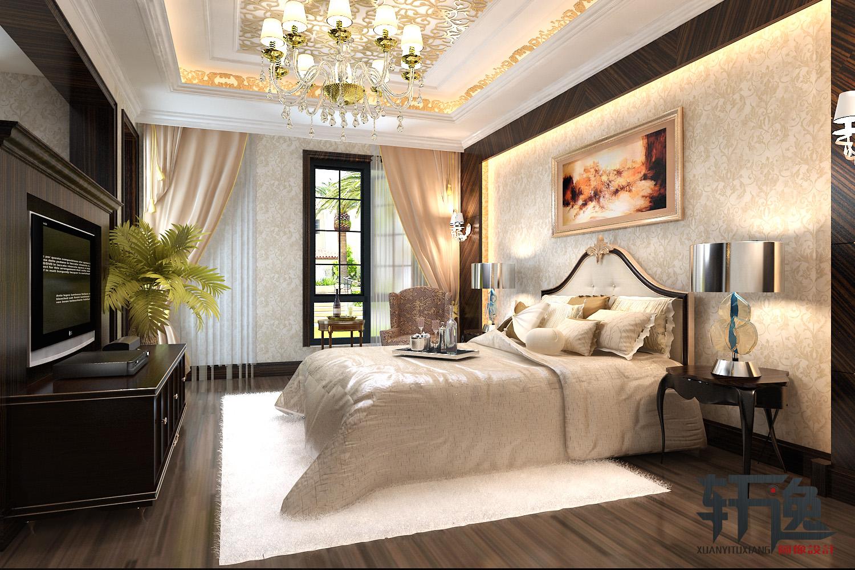 材质:壁纸,大理石,金箔,黑檀木等 面积:300平方米 设计风格:我们推崇