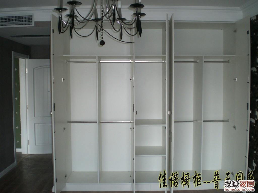 衣柜内部结构-装修论坛-搜狐家居网