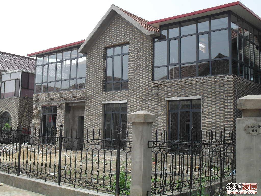 都是我们的效果图-我是天津专业做断桥铝门窗的 封阳台 露台 阳光房 高清图片