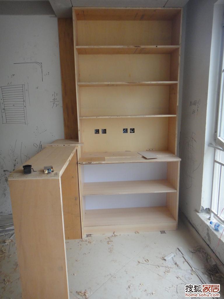 木工掉柜制作步骤图解