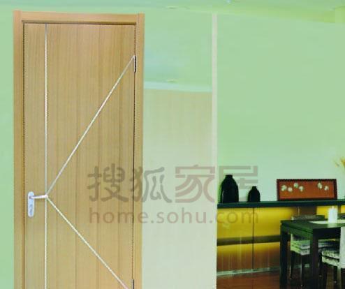 凯达格兰KG 026清油平板实木复合门