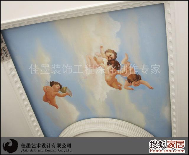 图片:青岛墙绘(佳墨壁画公司)无锡动物园彩绘墙画案例之火鸟馆写实