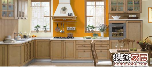 金牌橱柜实木系列波西塔诺