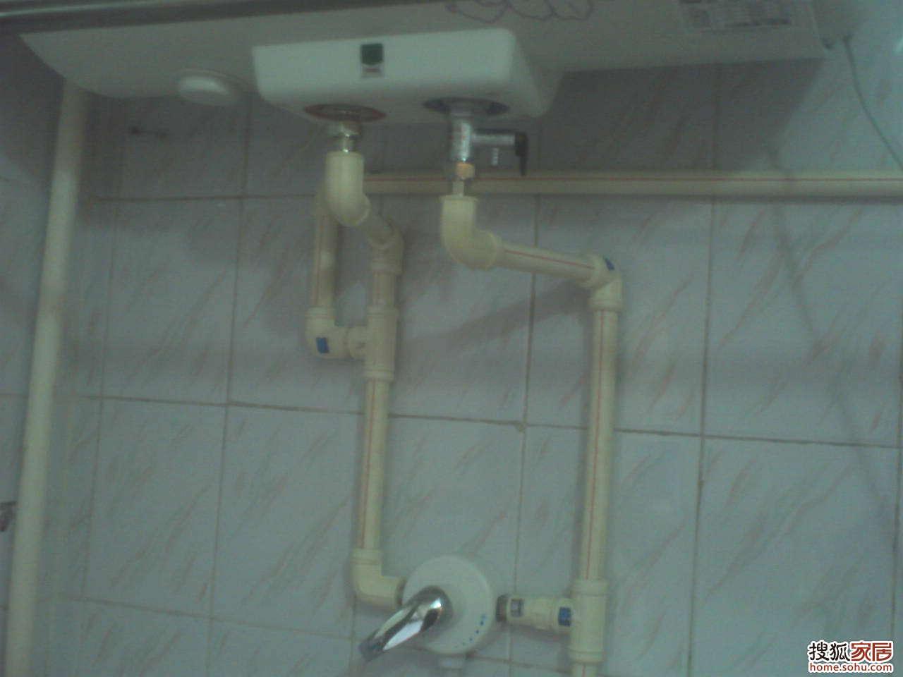 海尔热水器是段电洗不用地线也可以 我就是一位海尔售后安装-海尔
