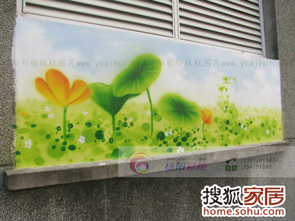 本页主题:苏州杨阳手绘墙-墙面彩绘壁画的魅力!