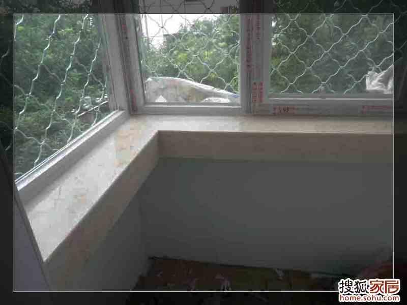 阳台窗台包边效果图