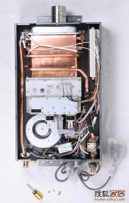 图:【逛工地】冬季装修之燃气热水器的使用-建材