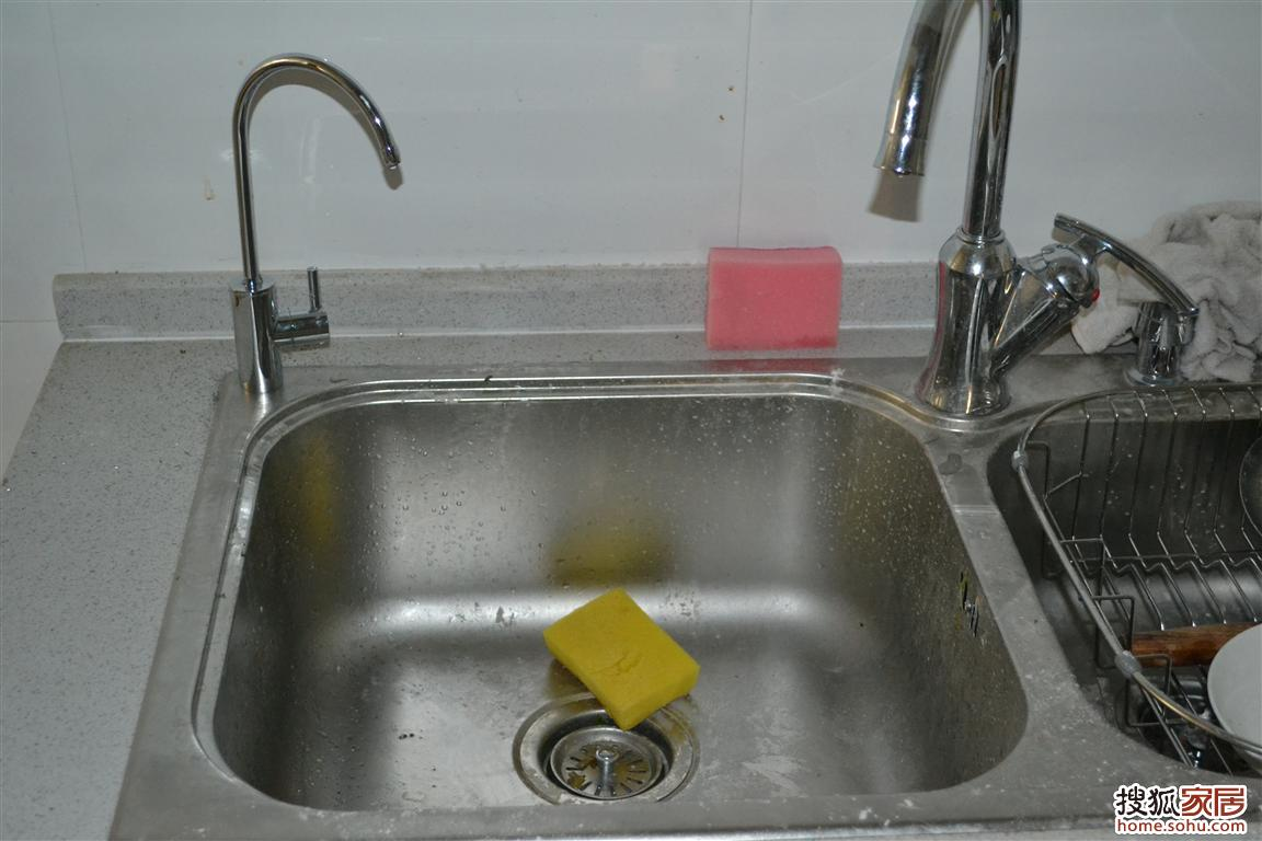 汉斯希尔净水器 安装记
